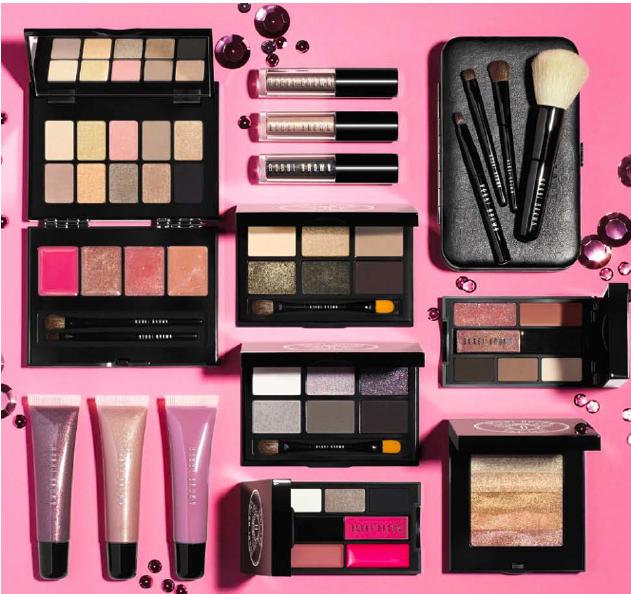 Набор косметики для базового макияжа