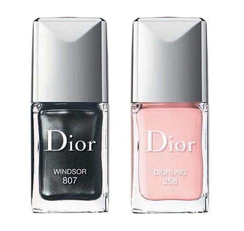 Dior Har nailcolor