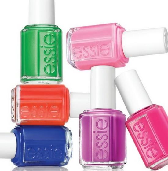 Essie sum13 neon look2