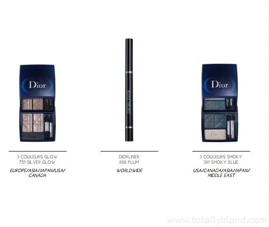 Dior fall13 eye