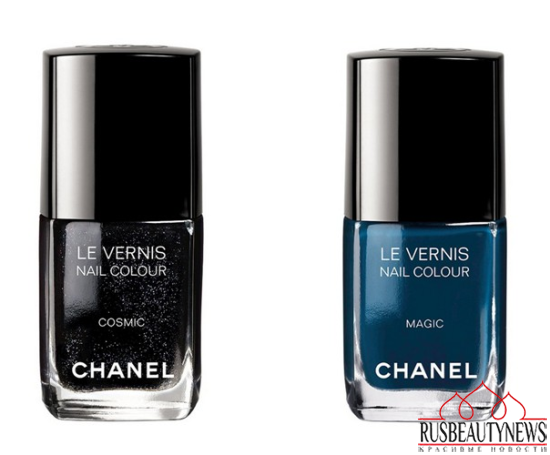 Chanel Fashion night out 2013 nail