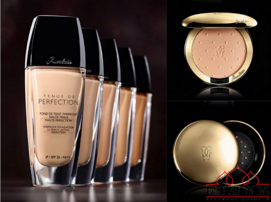 Guerlain fall13 foundation 4