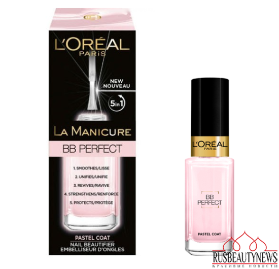 Loreal BB perfect nail