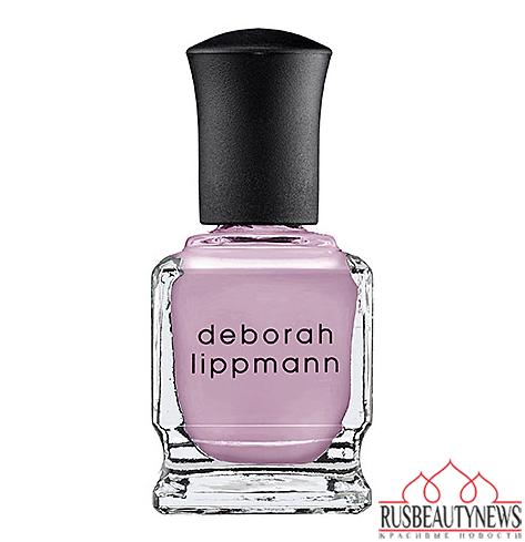 DL nail lilac