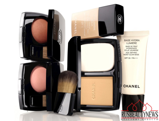 Chanel fall13 face&cheek collection 1