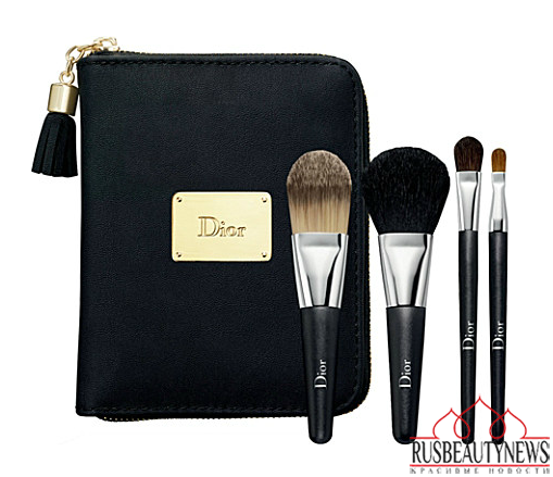Dior christmas 2013 brush set