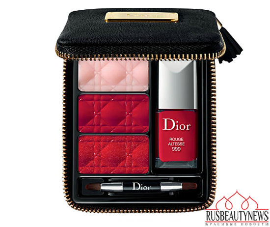 Dior christmas 2013 palette 1