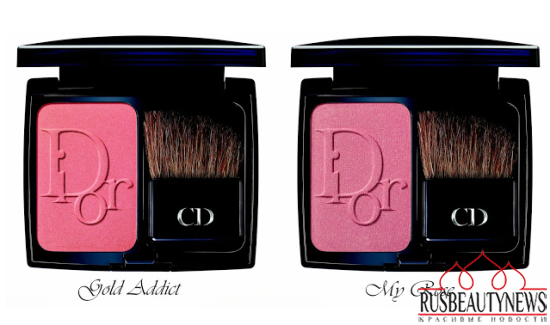 Dior holiday 2013 blush