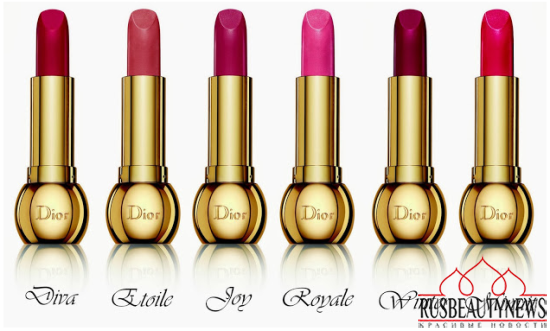 Dior holiday 2013 lipp