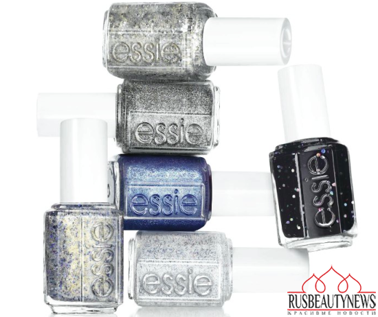Essie holiday 2013 look