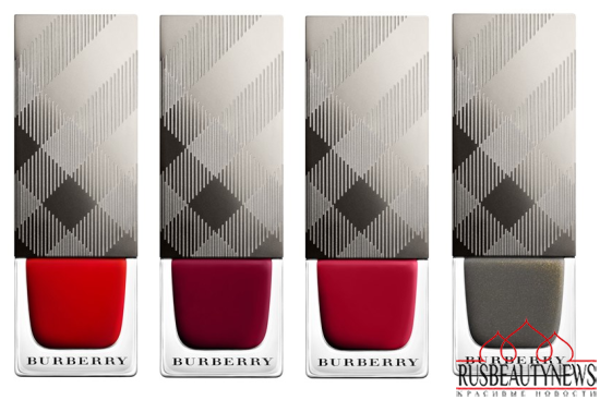 Burberry nail color 2
