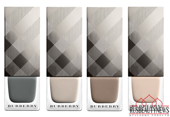 Burberry nail color 3