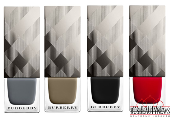 Burberry nail color 4