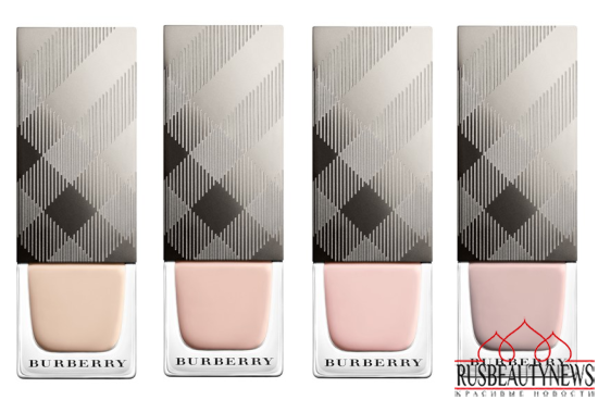 Burberry nail color1