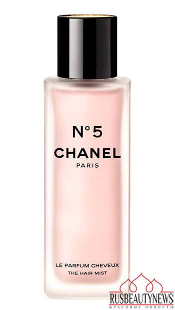 Chanel 5 hair mist
