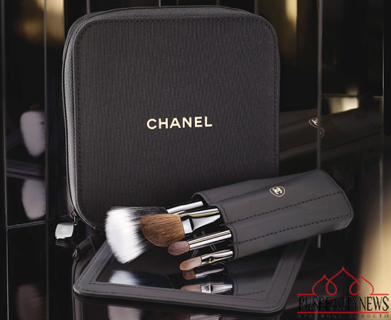 Chanel 6 brush set 2013