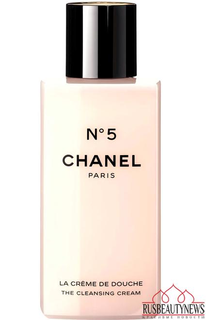Chanel creme de douche