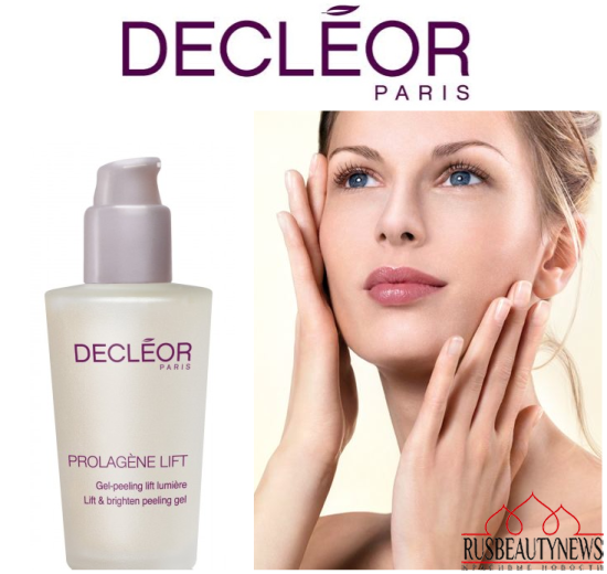 Decleor new peling look