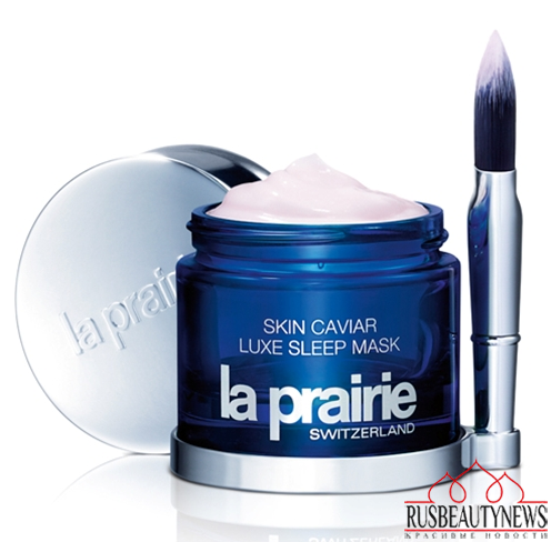Laprairie luxe sleep mask