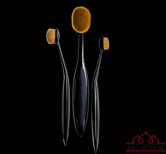 MAC new brush