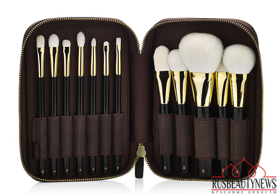 TF brush set look