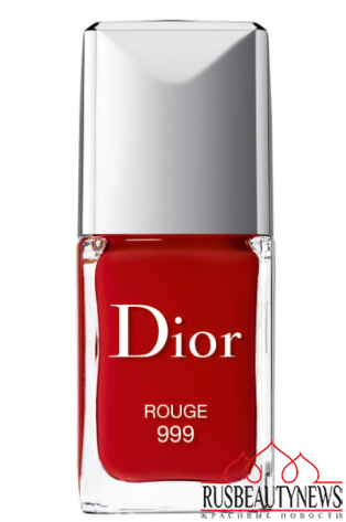 red nail dior