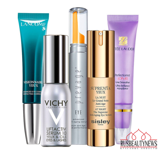 top 5 eye creams look