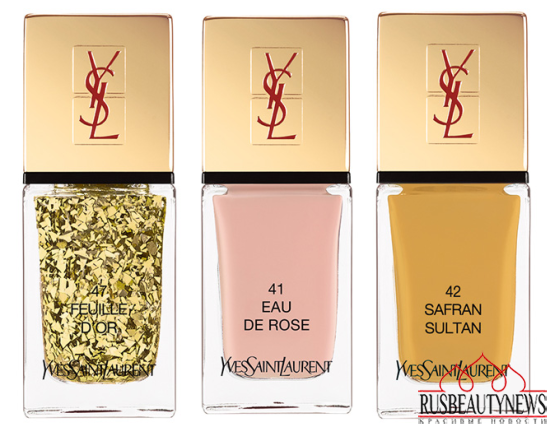 YSL new laque 1
