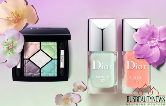 DIOR in Bloom collection