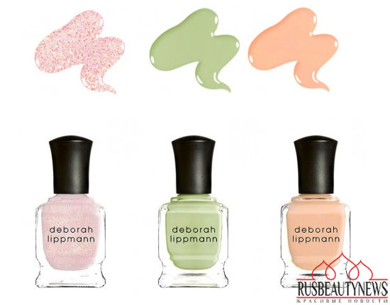 Deborah Lippmann spring reveries 2014 color1