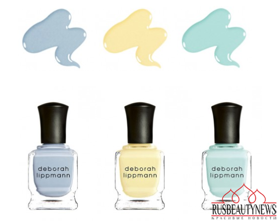 Deborah Lippmann spring reveries 2014 color2