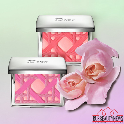 Dior in bloom blush