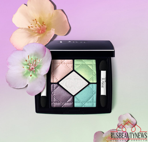 Dior in bloom shadow