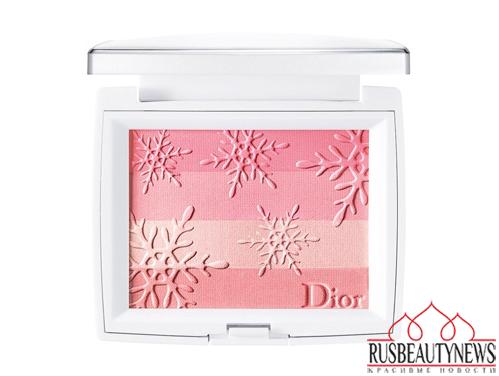 Dior snow 2014 blush