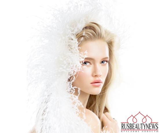 Dior snow 2014 look