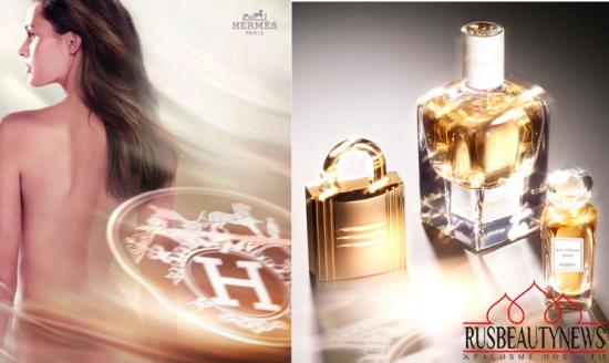 Hermes Jour parfume look2