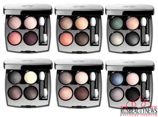 Chanel spring 2014 shadow