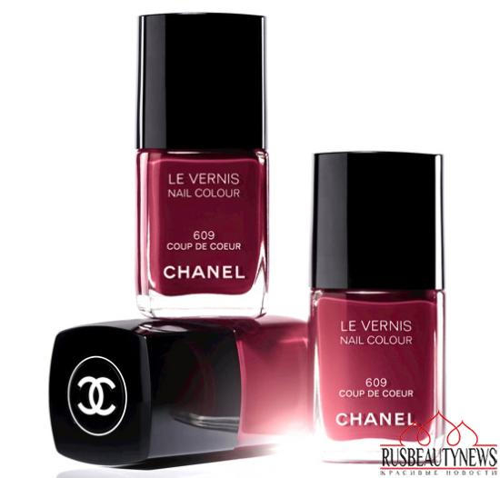 Chanel variation nail