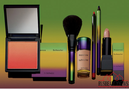 MAC Proenza Schouler spring 2014 collection 2