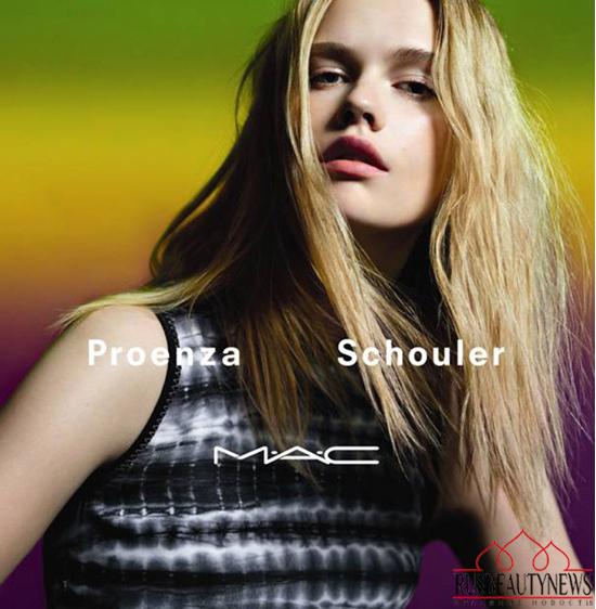 MAC Proenza Schouler spring 2014 collection