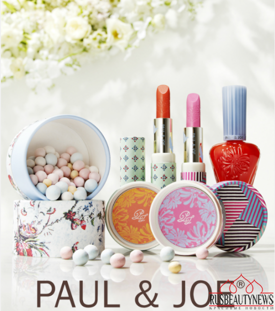 Paul&Joe spring 2014 collection