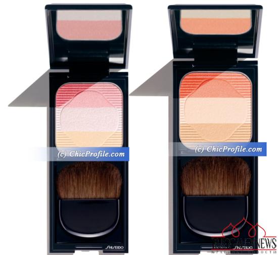 Shiseido spr14 blush