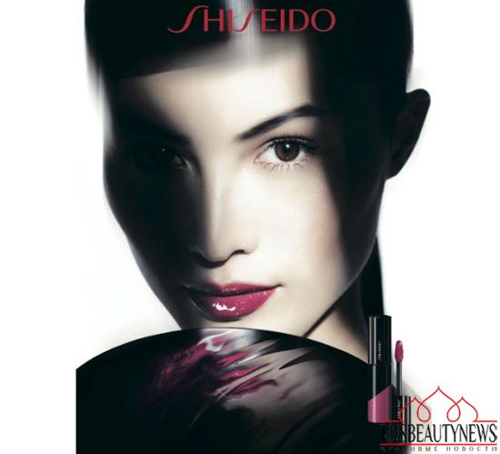 Shiseido spr14 look2