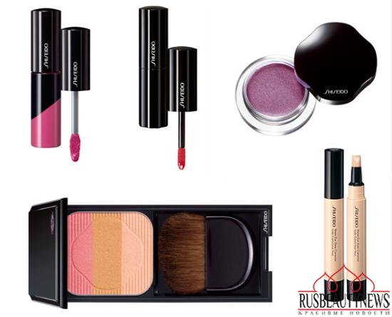 Shiseido spr14 look3