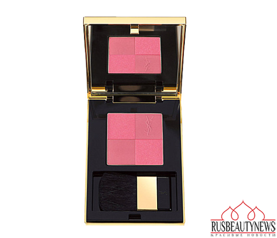 Yves Saint Laurent Chinese New Year Collector's Blush Radiance