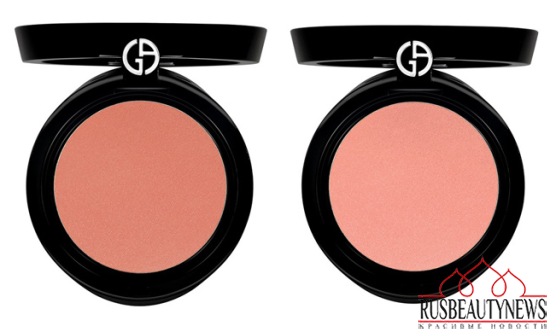Armani Cheek Fabric Blush 3