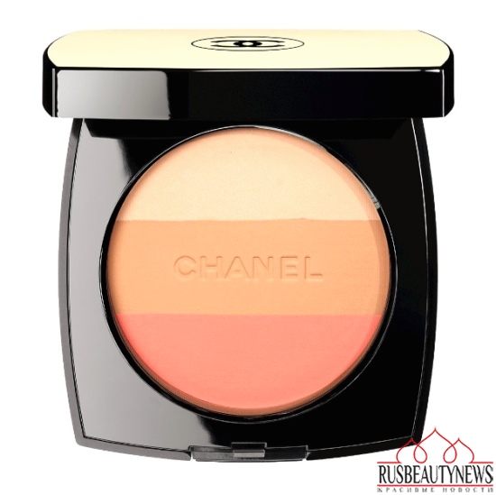 Chanel Les Beiges Collection for Spring 2014 bronzer 1