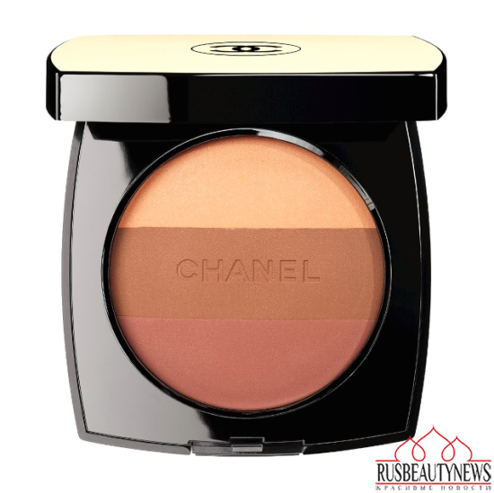 Chanel Les Beiges Collection for Spring 2014 bronzer 2