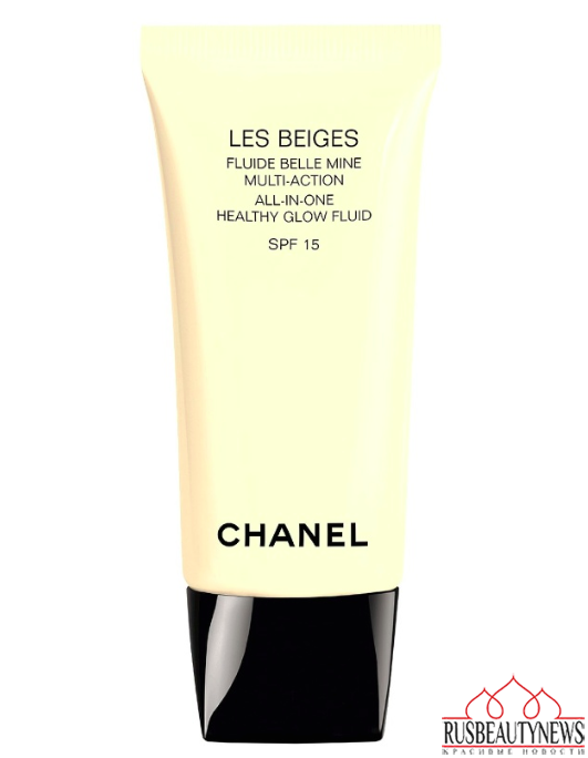 Chanel Les Beiges Collection for Spring 2014 fluide