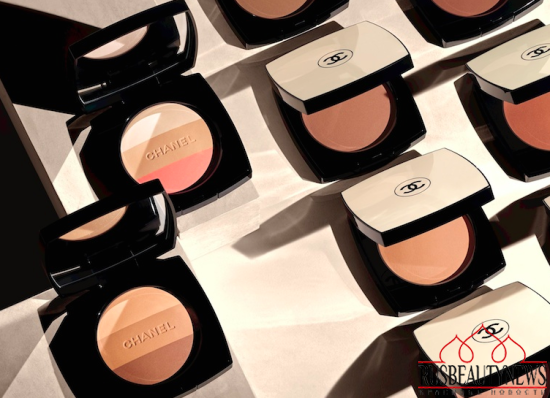 Chanel Les Beiges Collection for Spring 2014 look